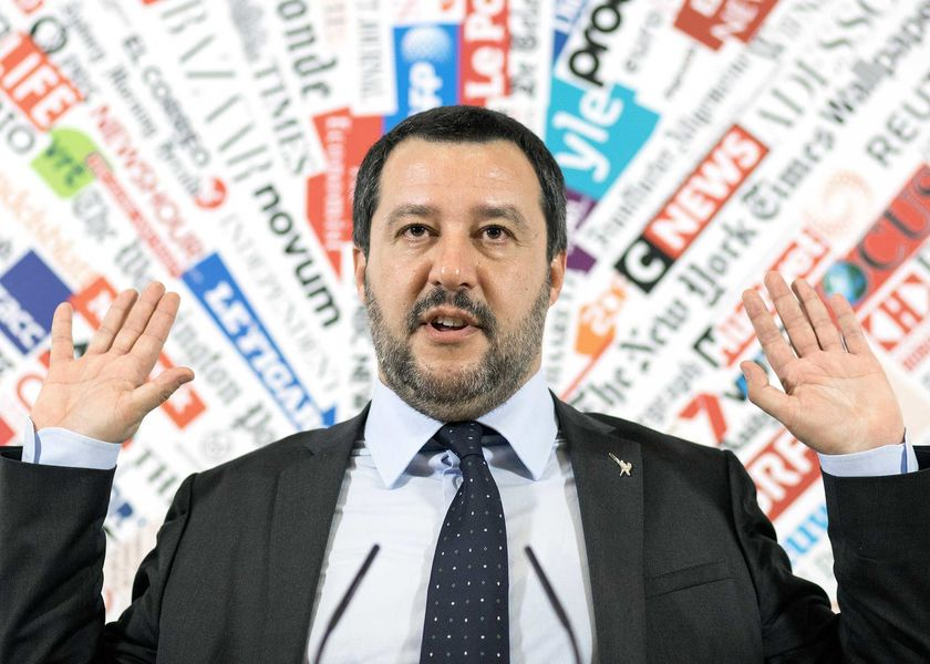 relates to Italy Invites Poland to the Anti-EU Party