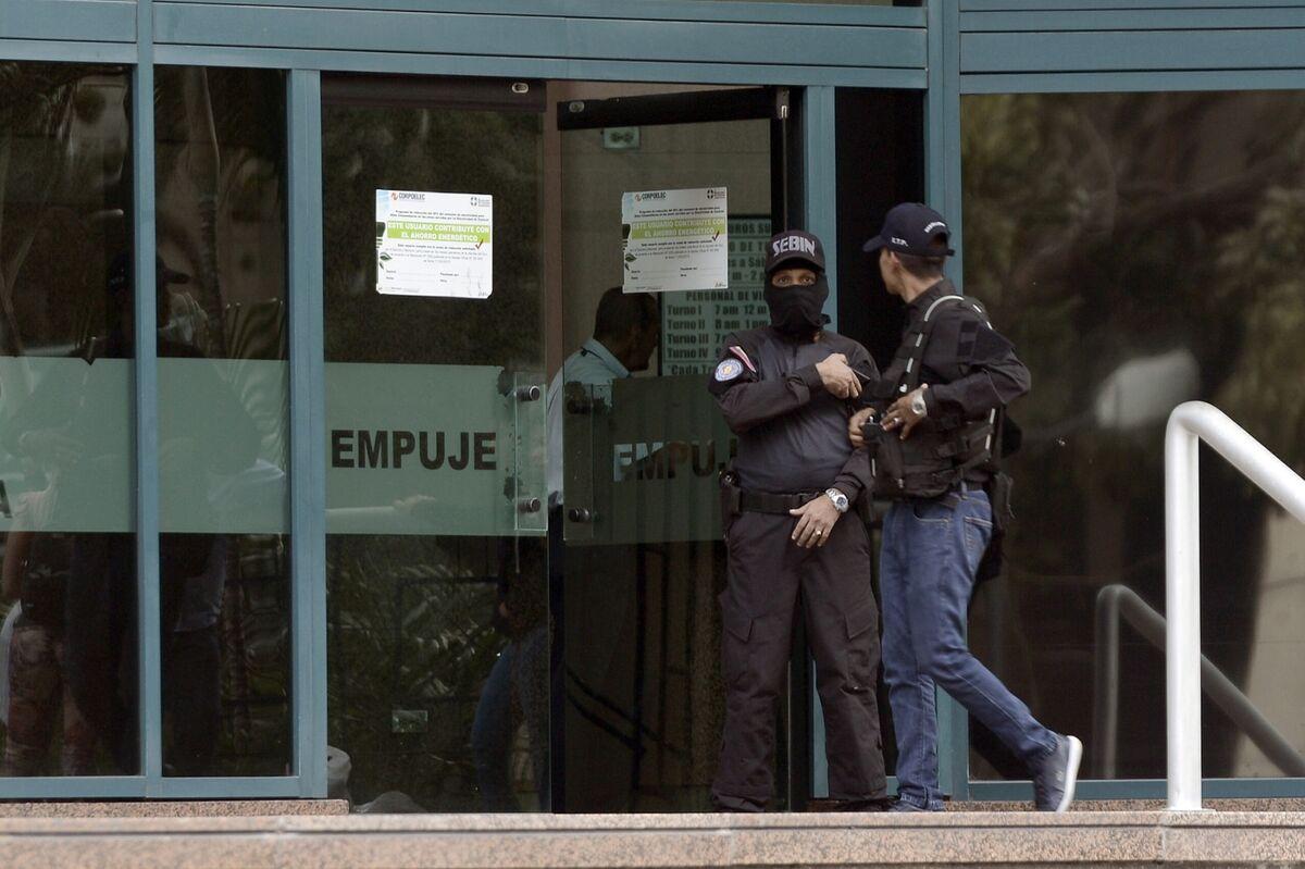 Venezuela Police Raid Offices of Opposition Leader Guaido