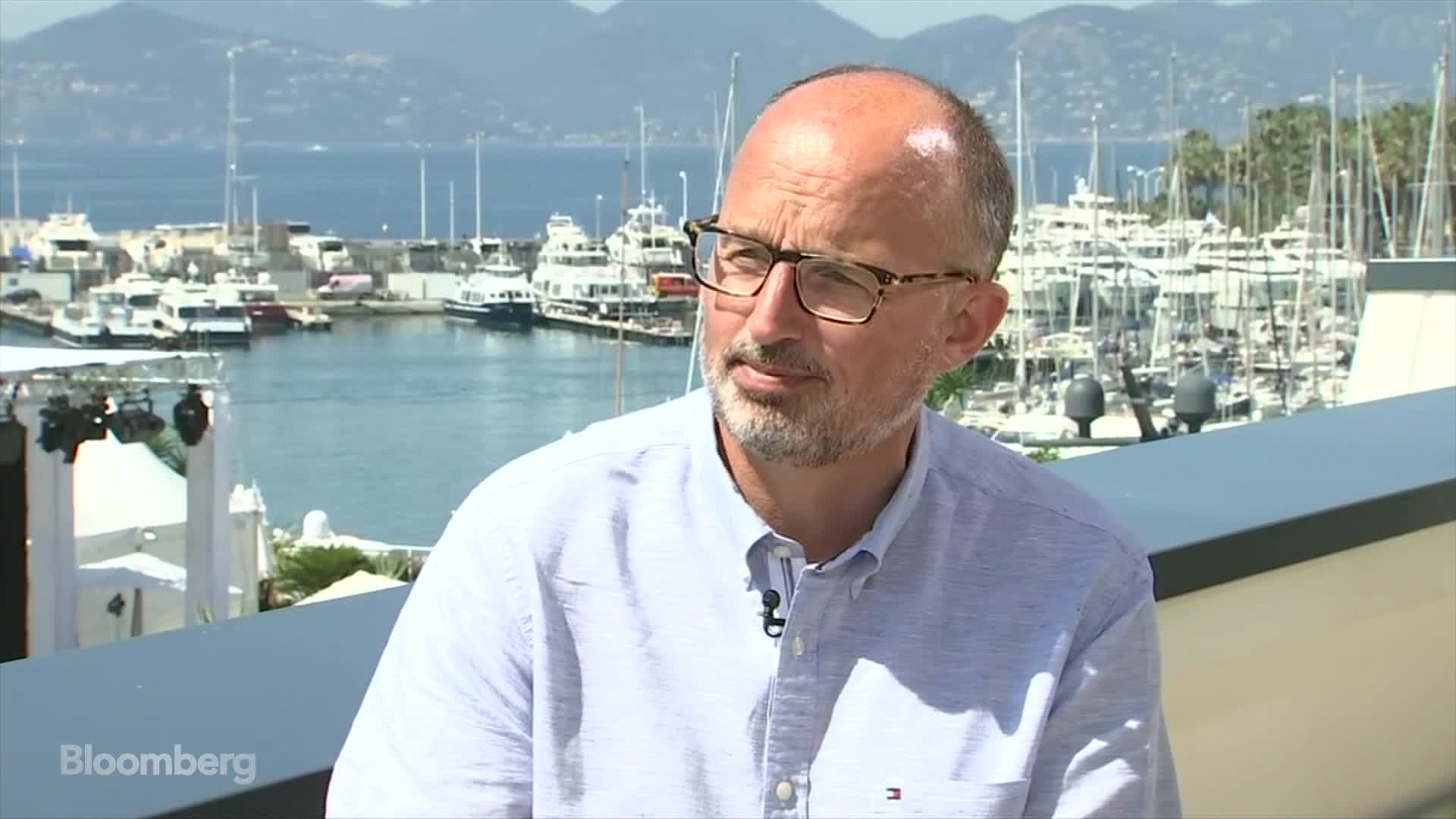 Ascential CEO Discusses Innovation at the Cannes Lions Festival