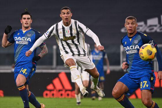 Sporting Lisbon Creditors Seek to Exit Ronaldo's Old Club