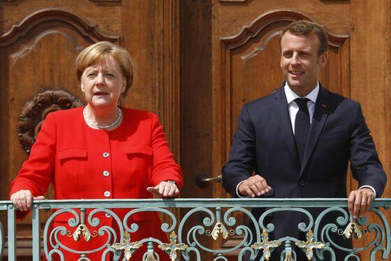 The Macron-Merkel Euro Plan Is Released. Here's How It Stacks Up