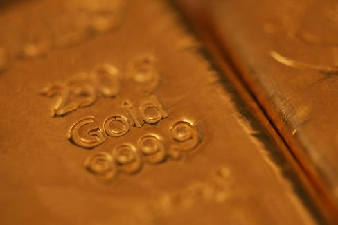 Hedge-Fund Bulls Betting Most on Gold in Two Years