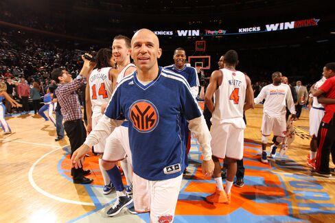 NBA Player Jason Kidd