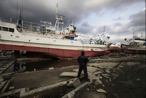 Tsunami Towns Risk Becoming 'Monuments'