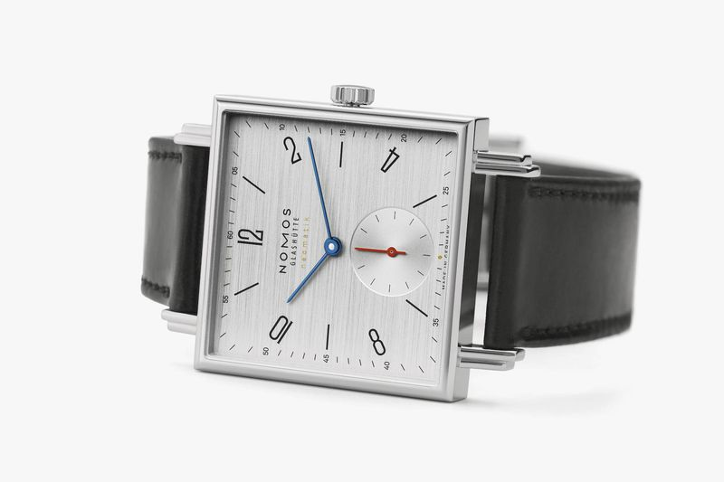 relates to Square Watches Are Taking Wrists by Storm