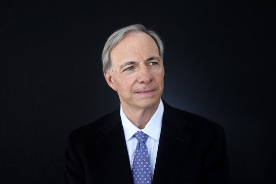 Dalio Says Capitalism's Income Inequality Is National Emergency