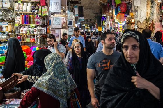 Iran Tested as Trump Tightens Sanctions Screws