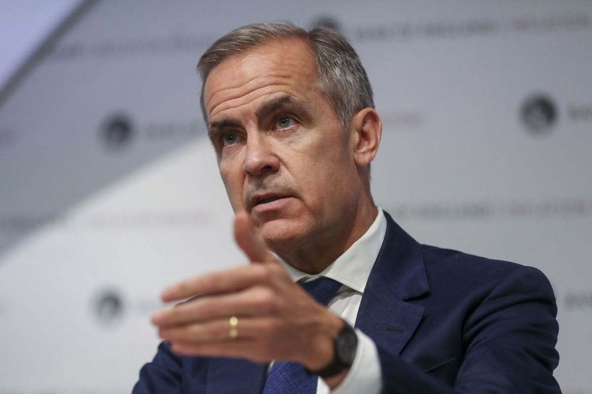 Carney May Be Asked to Extend Term as BOE Chief Again, FT Says