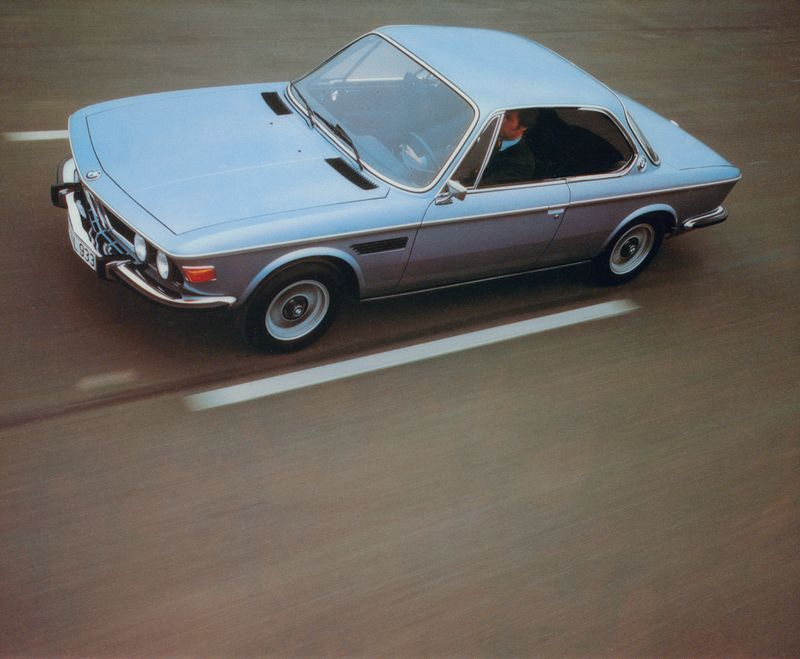 Why You Should Invest in a Vintage BMW 3.0 Coupe - Bloomberg
