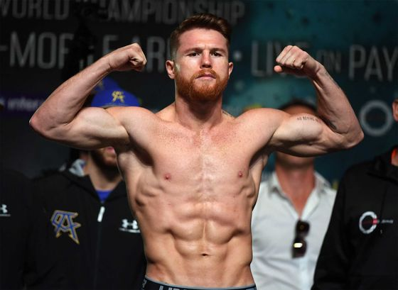 Boxing Star Canelo Signs Biggest Ever Single-Athlete Contract