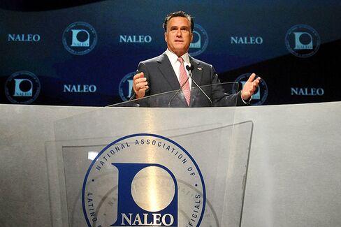 Mitt Romney's Platitudes on Immigration