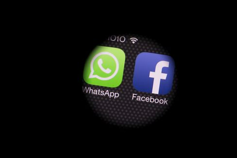 WhatsApp and Facebook Apps