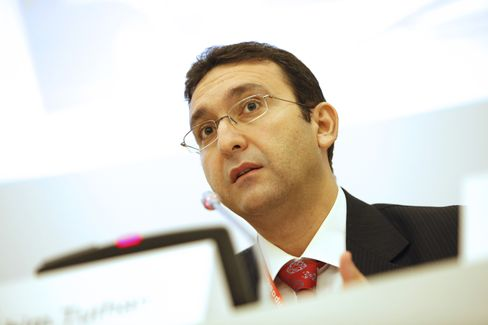 Borsa Istanbul Chief Executive Officer Ibrahim Turhan