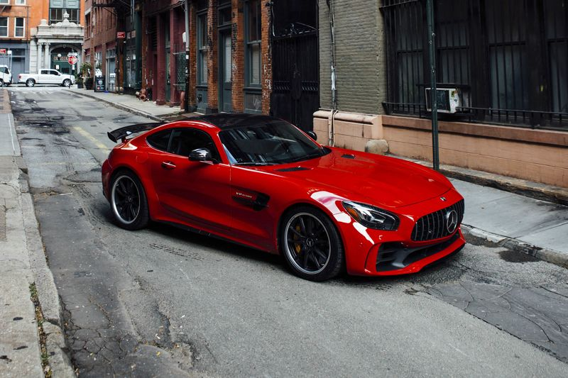 The V8 Mercedes Benz AMG GT R Starts At $157,000.