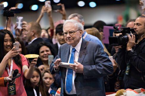 Berkshire Hathaway Inc. Annual Shareholders Meeting