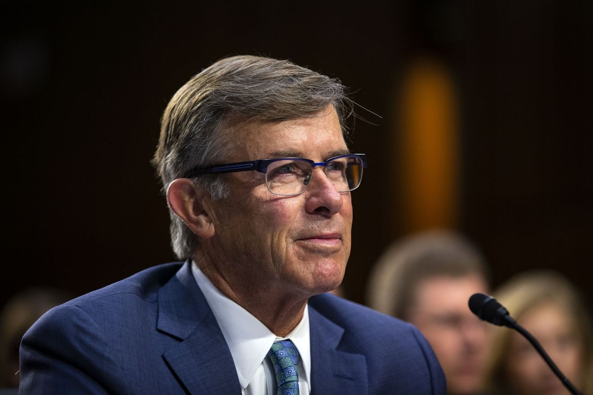 Trump Picks Counterterrorism Chief as Interim Intel Head