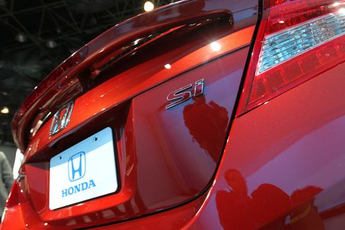 Honda May Revise Profit Forecast on Possible U.S. Downturn