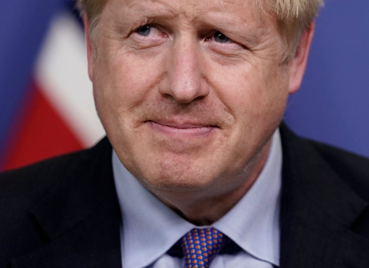 Brexit's Big Winner (So Far): Boris Johnson