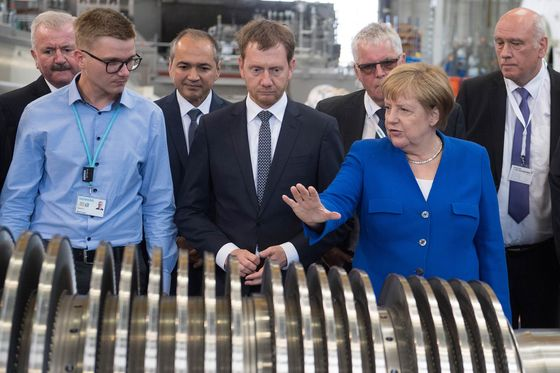 'Climate Chancellor' Merkel Leaves Germans Flooded and Frustrated