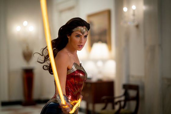 'Wonder Woman 1984' Topped Streaming at Christmas, Nielsen Says