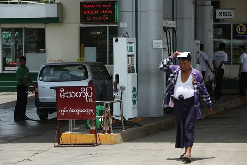 Myanmar as Economic Miracle Hinges on Natural Gas Bounty