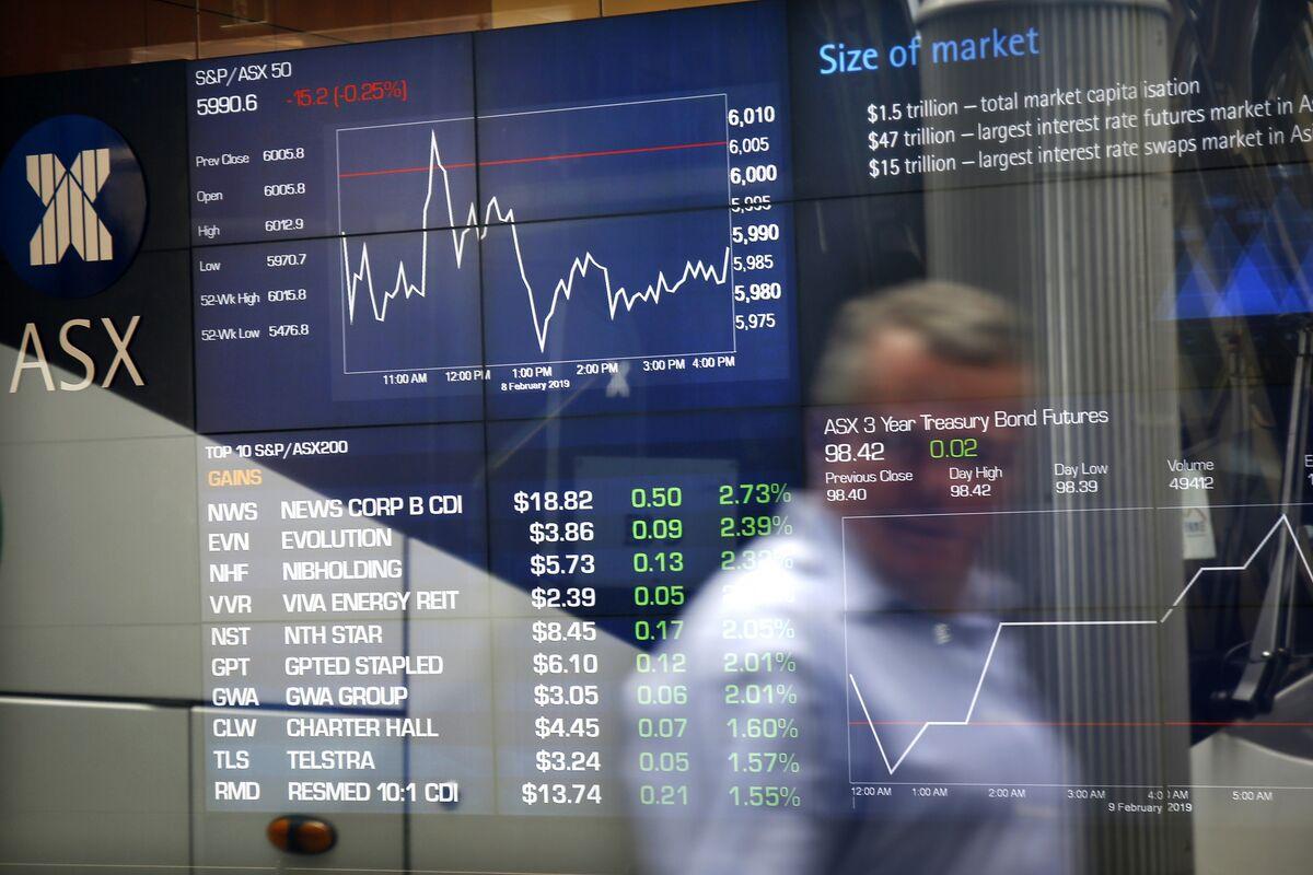 Goldman Gets Bearish After Australia's 18% Stock-Market Rally