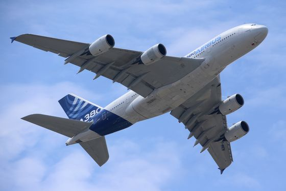 Airbus A380 Albatross Gets a New Life Through Leasing Firm