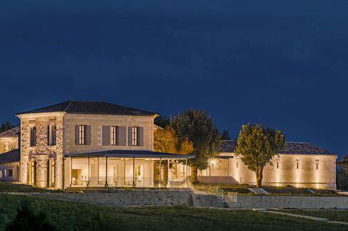 Chateau Tour Saint Christophe.