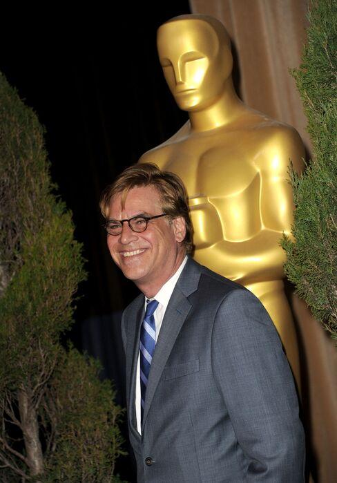 Screenwriter Aaron Sorkin
