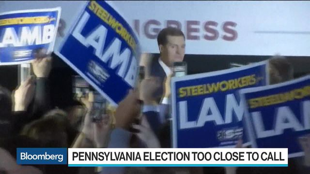Republicans sound alarm as Democrats claim Pennsylvania…
