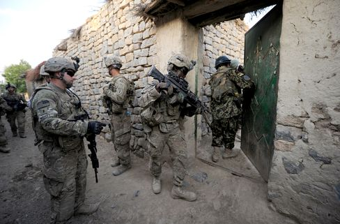Obama to Outline Plans for Beginning U.S. Afghanistan Troop