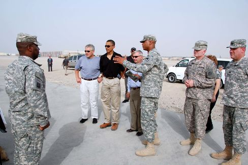 Hagel Said to Top Obama's List to Succeed Panetta at Defense