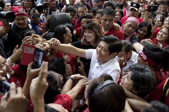 Son of Philippine Dictator Opens Door to Presidential Bid