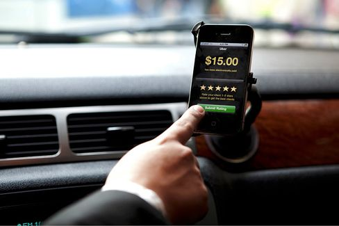 Uber's Other Legal Mess: Drivers Sue Over Missing Tips