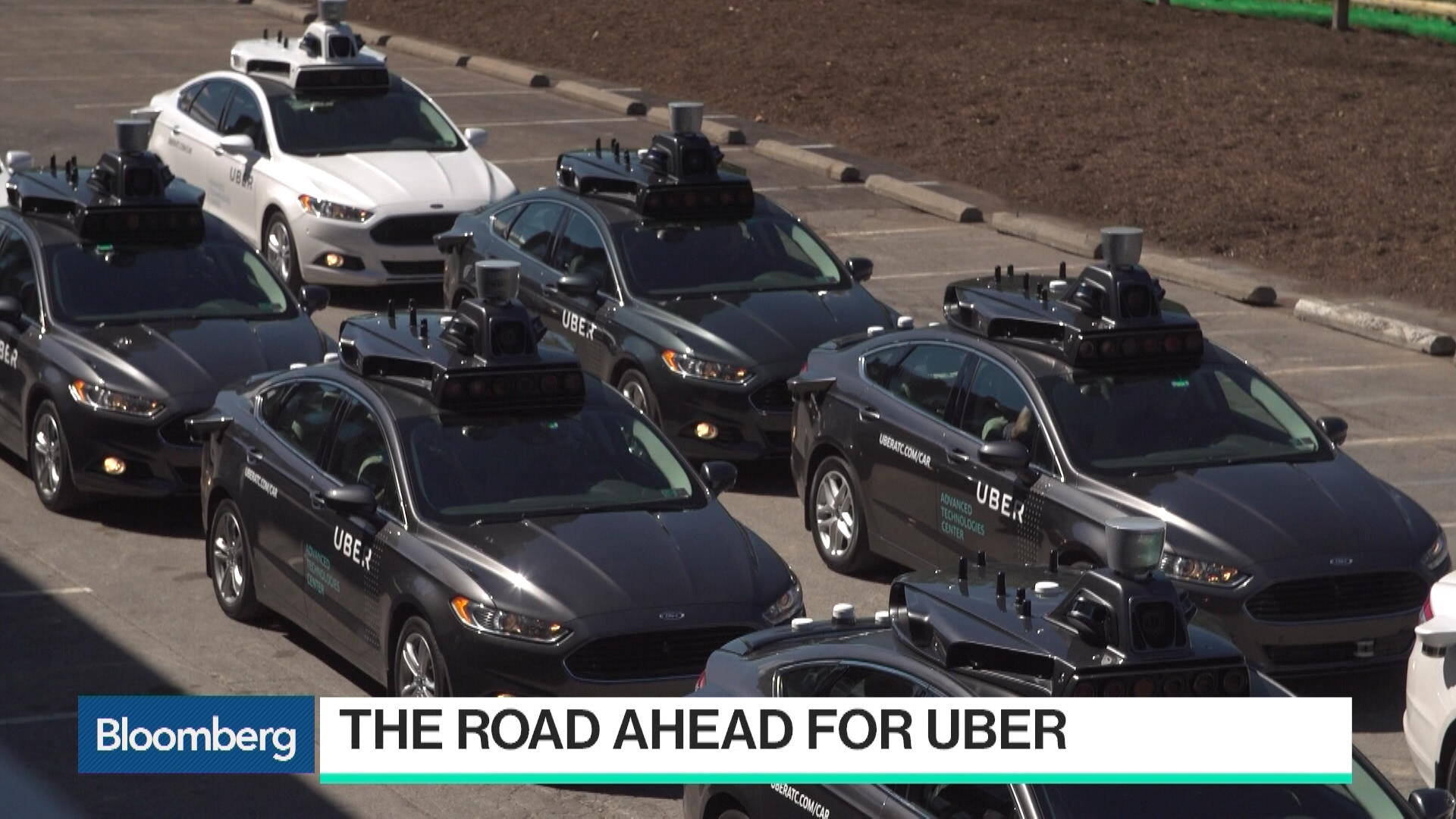 Ca Dmv Says Uber Breaks Law With Self Driving Cars Bloomberg
