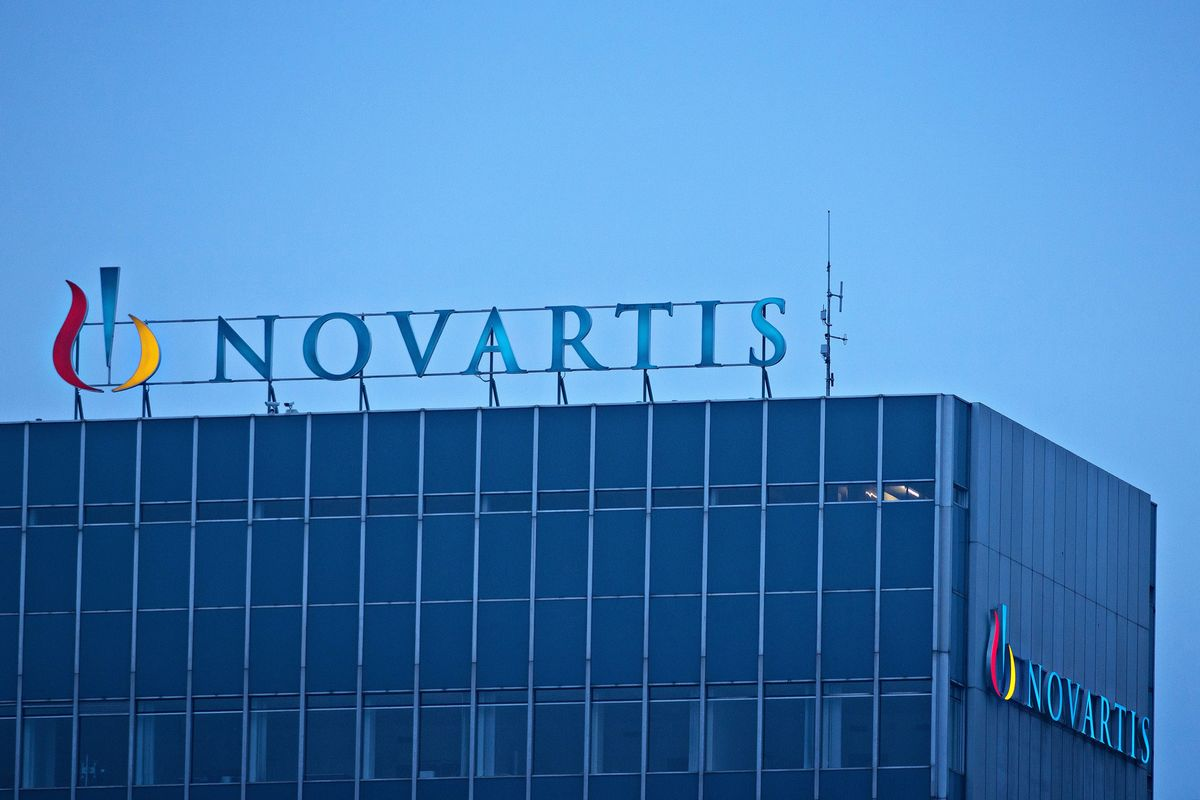 Novartis Blockbuster Drug Rebounds, Easing Generics Pressure