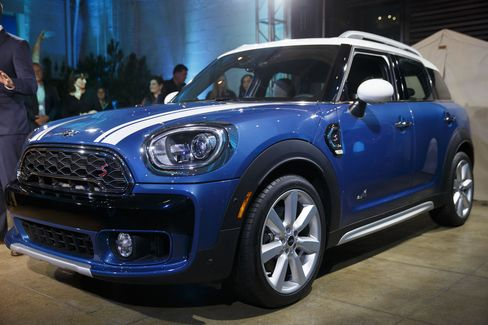 Inside The MINI Cooper Countryman Global Reveal Ahead Of The Los Angeles Auto Show