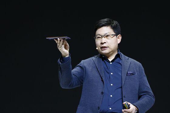 Huawei Consumer Tech Tzar Richard Yu Appointed Smart Car CEO