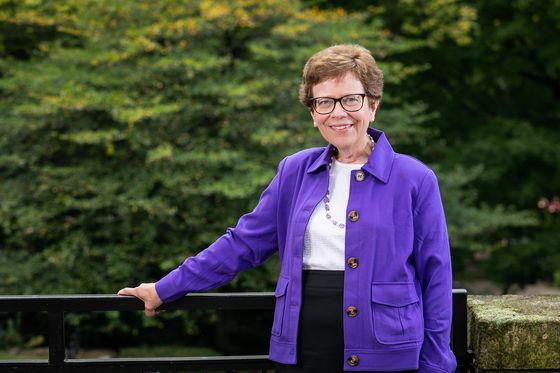 Northwestern Names Economist Rebecca Blank as New President