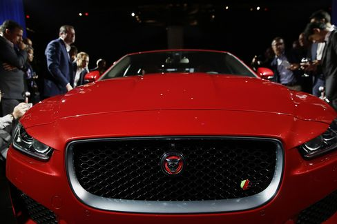 Jaguar XE Automobile