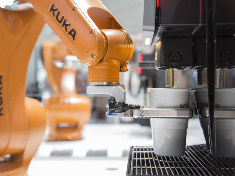 Latest Robotic Technology On Display At Automatica Trade Fair