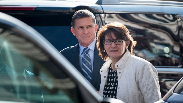 McFarland contradicted herself on knowledge of Flynn's contacts with Russians