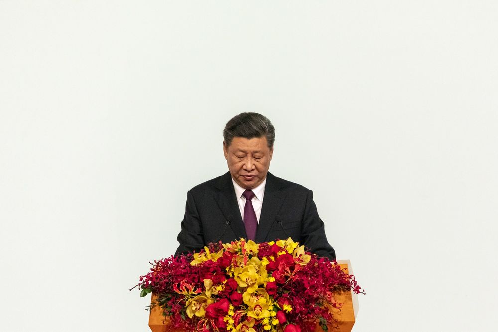 Chinese President Xi Jinping Attends Celebration of the 20th Anniversary of the Establishment of the Macao SAR