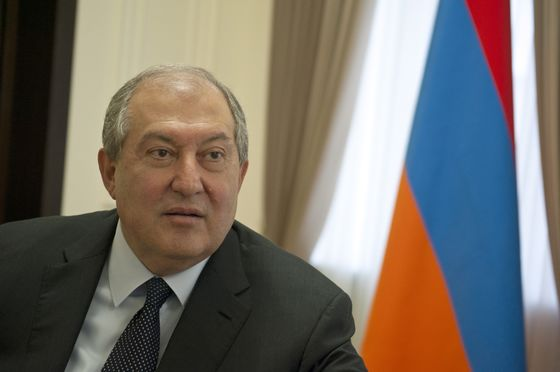 Armenian President Calls for Premier to Resign Over War Defeat