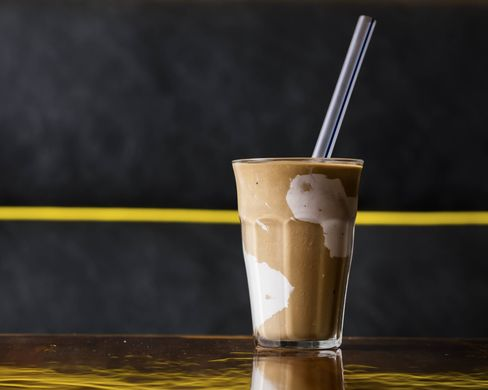 The toasted marshmallow milkshake is excellent, with all the nostalgic flavors of a campfire-singedmarshmallow.
