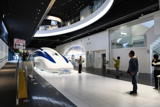 China and Japan Race to Dominate Future of High-Speed Rail