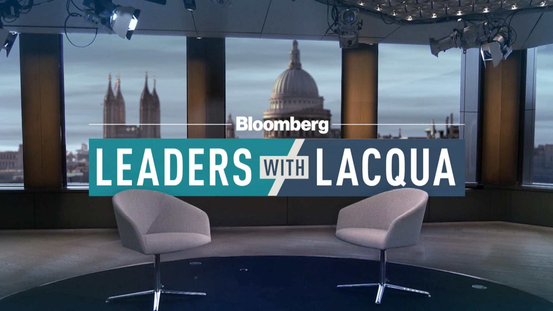 Leaders with Lacqua: Mohamed Alabbar