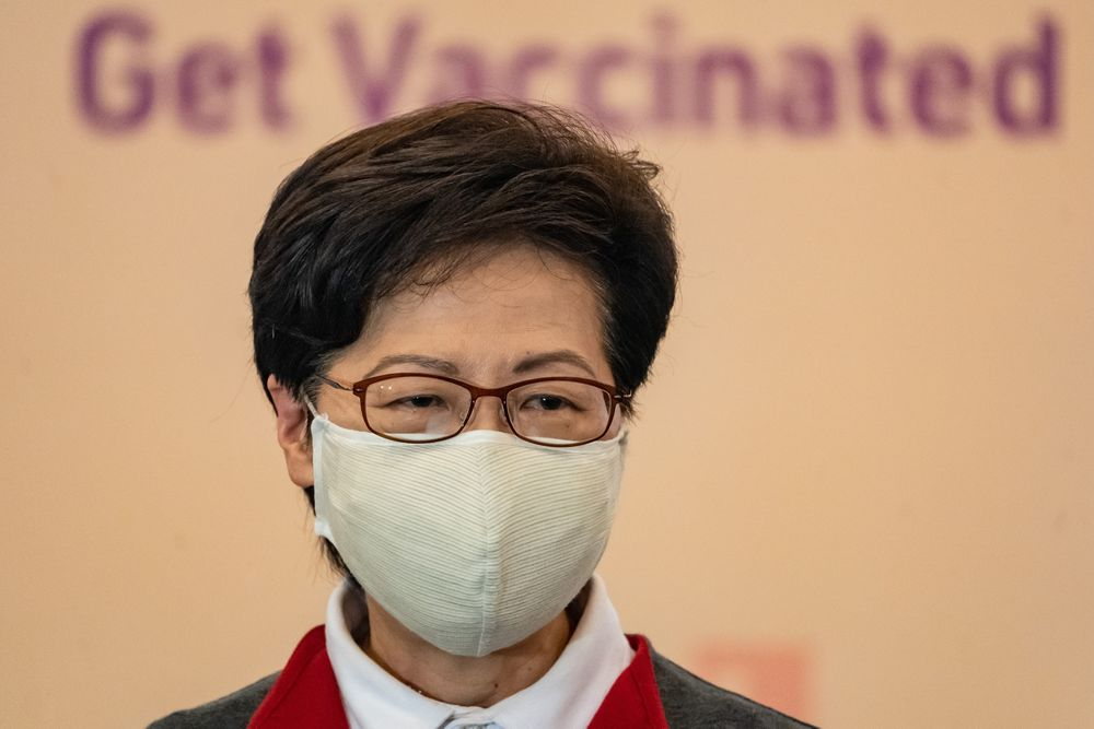 Hong Kongleader Carrie Lam'sinoculation campaign hashad its stops and starts.