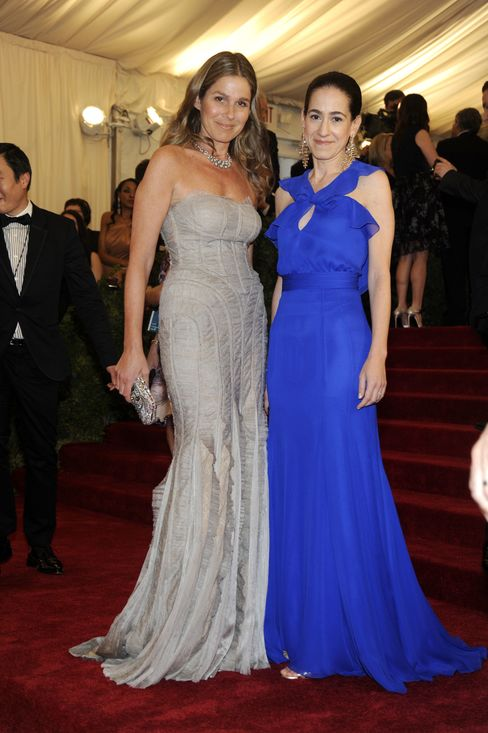 Sisters Aerin and Jane lauder