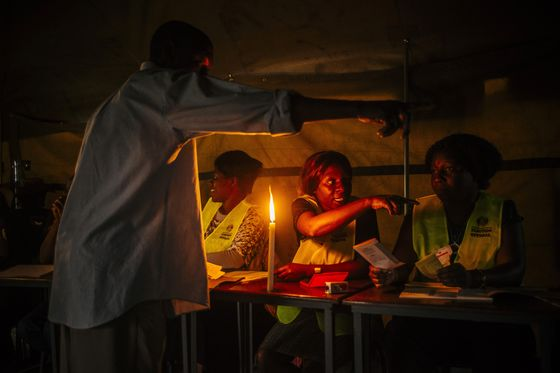 Ruling Party Dominates in Zimbabwe's Parliamentary Election